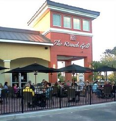 The Ranch Grill In Lakewood Offers A Unique Dining Environment