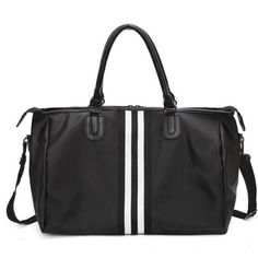 4031a896b9542 2018 New Style Nylon Waterproof Sport Gym Bags Portable Big Capacity  Outdoor Sport Handbag For Women