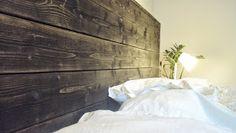 sänggavel lasyr trä