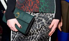 Roland Mouret exotic handbag...