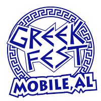 <3 Greekfest is here again !!!  YUMMI YUM  ;-P , LOL.  It starts today October 16th, 17th, & 18th  2014.  I'm heading out at 2 p.m. today  :-)  GOTTA GET ME SOME GREEK FOOD, LOL  <3            Greek Festival Mobile, AL