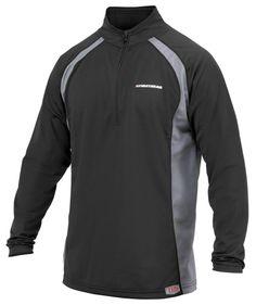 Firstgear Basegear Warm Insulated Adult Riding Gear Long Sleeve Shirt