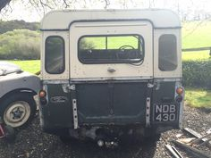 1958 Land Rover Series 2 Barn Find No.221 (NDB 430) - Williams Classics Barn Finds, Classic, Derby, Classic Books