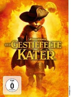 Der gestiefelte Kater (2011) in 214434's movie collection » CLZ Cloud for Movies