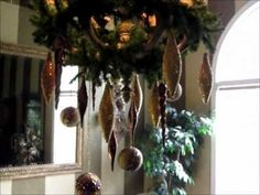 Gorgeous Holiday Chandelier