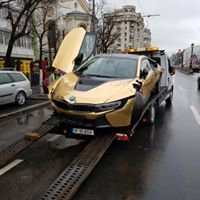 Remorcare/Tractari Auto Nonstop! Bmw I8, Luxury Cars, Vehicles, Fancy Cars, Car, Vehicle, Tools