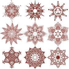 Henna inspiration.