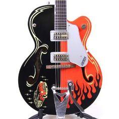 Guitar - Retro Devil