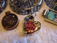 jewelry pendants