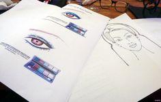 Make Up Workshop Riad Nagiba