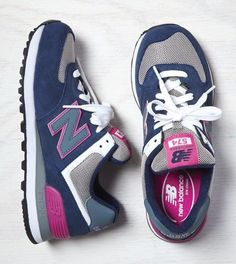 Editor Dora Fung's Must Have For Fall: New Balance 574 Sneaker in Navy $69.95 https://www.yahoo.com/style/editors-pick-the-most-stylish-must-have-for-fall-98908690893.html