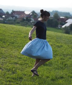 Gathered Skirt for All Ages 21