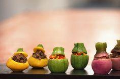 Mini legumes