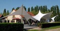 tensile-fabric-structure