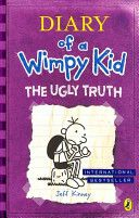 dairy of a wimpy kid the ugly truth book