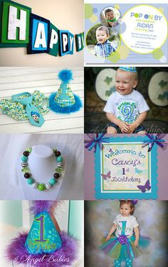 Bubbles of Fun Birthday Boys or Girls by Raylene on Etsy--Pinned with TreasuryPin.com