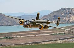 B-25 low and fast!   Flickr - Photo Sharing!