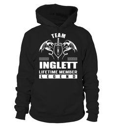 Team INGLETT Lifetime Member
