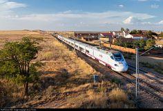 RailPictures.Net Photo: Renfe Bombardier-Talgo 130 at Palencia, Spain by Jesus Portas