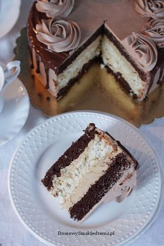 International Recipes, Tiramisu, Cake Recipes, Sweet Tooth, Cheesecake, Food And Drink, Cooking Recipes, Favorite Recipes, Sweets