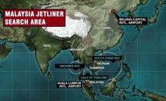 """La desaparición del vuelo MH370 de Malaysia Airlines """"es casi inconcebible"""""""