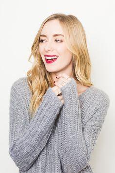 Berry lip + clean face by @fionastiles #fionastilesbeauty #makeup #beauty