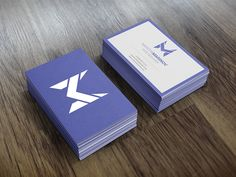 Personal business card by Martin Marinov