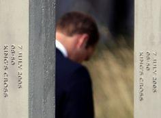 Prince William Photos - 7/7 Bombings Anniversary - Zimbio
