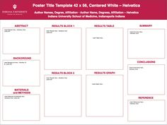 research poster powerpoint template free | powerpoint poster, Powerpoint templates