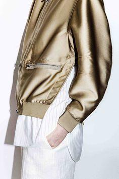 Tromp L'oeil Bomber Jacket   3.1 Phillip Lim Official Store