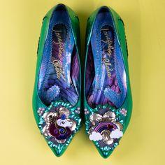 12504bcf4b3  irregularchoice  flats  unicorns Irregular Choice Shoes