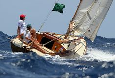 Folkboat to Antigua: restore, sail, race and win - Boatbuilder Leo Goolden restored a clapped-out Folkboat, sailed her to Antigua and won everything.
