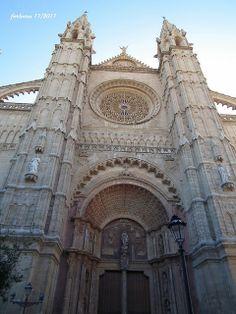 Palma de Mallorca catedral