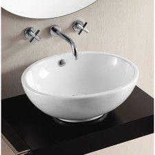 Ceramica II Vessel Bathroom Sink