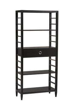 East End Avenue 4 Shelf Bookcase
