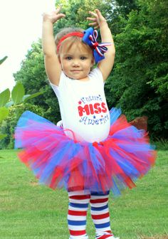 future miss america Miss America, God Bless America, 4th Of July Celebration, 4th Of July Outfits, Baby Kids Clothes, Baby Time, Baby Girl Fashion, Girl Style, July 4th