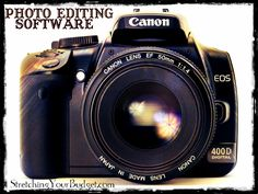 Free Photo Editing Software! Some of them are similar to Photoshop!