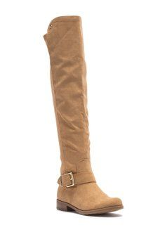 30df04e378d G by GUESS - Cory Over the Knee Boot