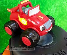 blaze and the monster machines cakes - Google Search