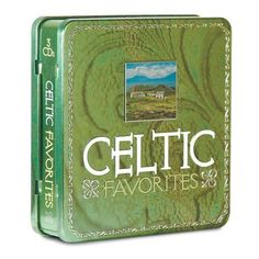 Celtic Favorites 3 Audio CDs Collectible Tin Box River Dance Various Artists