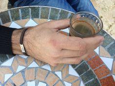 Personalized Mens Bracelet-Mens personalized-Leather Engraved Bracelet-Mens minimalist Bracelet-Men Bracelet-Mens gift-Love Bracelet