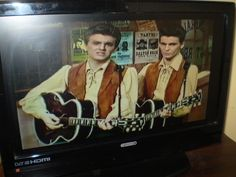 The Everly Brothers Story DVD,AmericanRock n Roll - The Garden Room