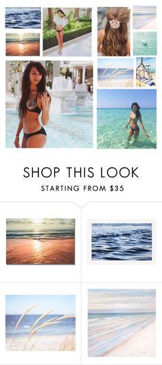 """{{ group intro }}"" by fairy-dxst ❤ liked on Polyvore featuring Pottery Barn and WALL"