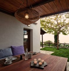 Thalia - Holiday Rental VIlla in Pelion - Greece Thalia, Luxury Villa, Contemporary Design, Greece, Layout, Patio, Traditional, Outdoor Decor, Holiday