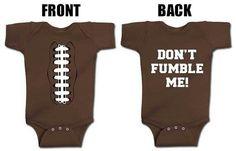 Don't fumble me!