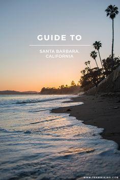 Guide to Santa Barbara
