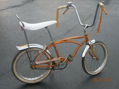 Schwinn Stingray 1965 deluxe 3 speed