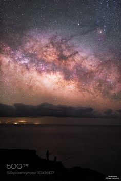 Fishing Stars  Fishing stars under the Milky Way  Image credit: http://ift.tt/2am2HqD Visit http://ift.tt/1qPHad3 and read how to see the #MilkyWay  #Galaxy #Stars #Nightscape #Astrophotography