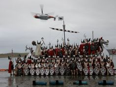 Up Helly Aa - The Shetland Islands Up Helly Aa, Small Places, Small World, Vikings, Islands, Scotland, The Vikings, Viking Warrior