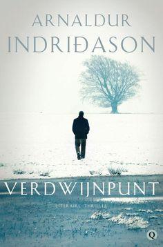 Verdwijnpunt - Arnaldur  Indridason...♔...